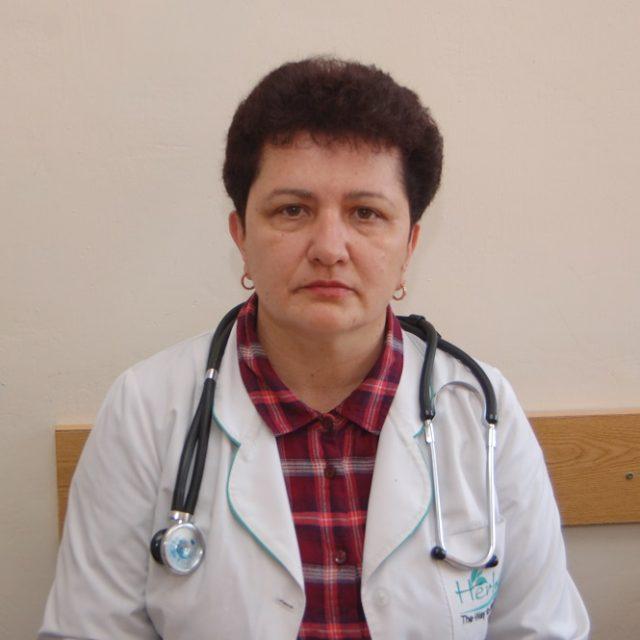 Коник Ірина Стерапівна