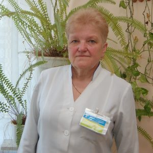 Мацюк Тамара Миколаївна