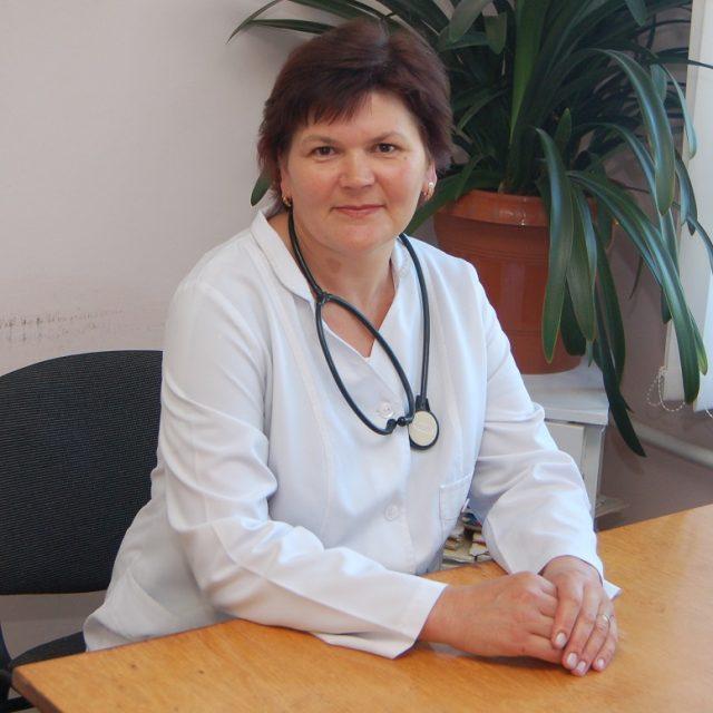 Нагірна Ліна Олександрівна