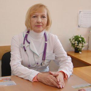 Сакевич Олена Іванівна